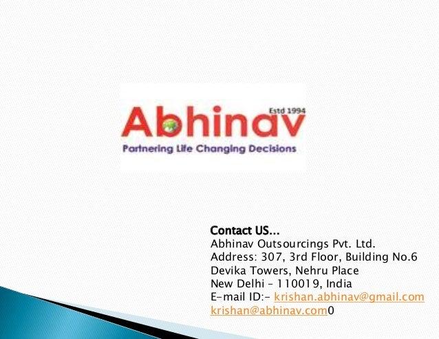 Abhinav Immigration Services
