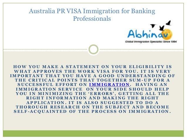 pr visa application for australia