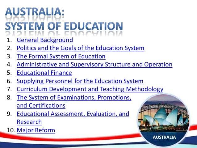 australia system of education. Black Bedroom Furniture Sets. Home Design Ideas