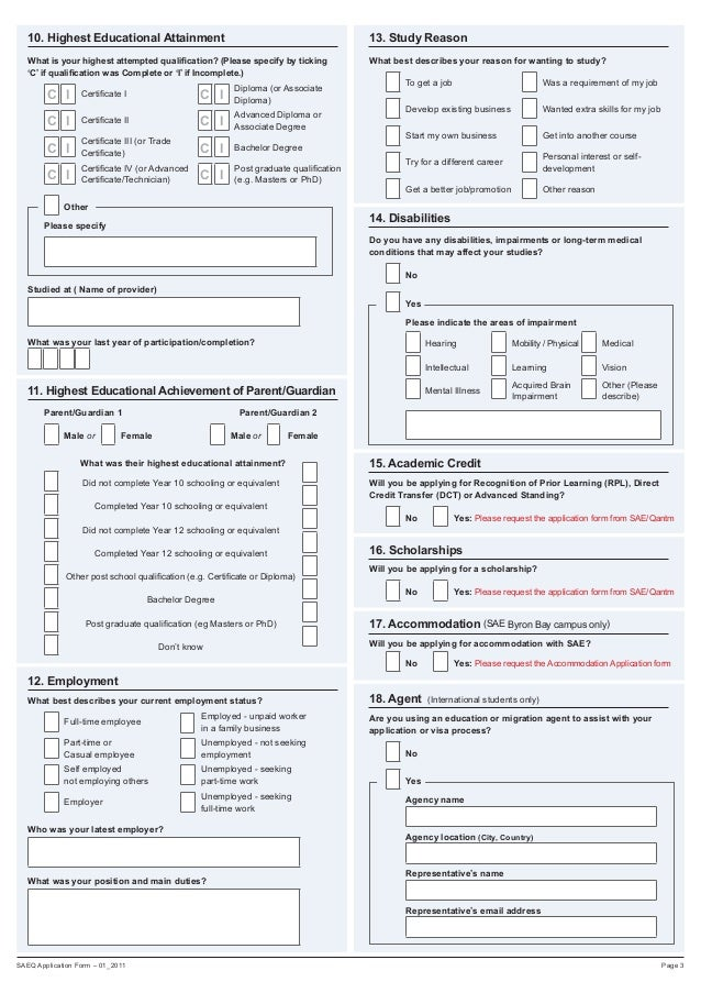 Image Result For Application Form Masters
