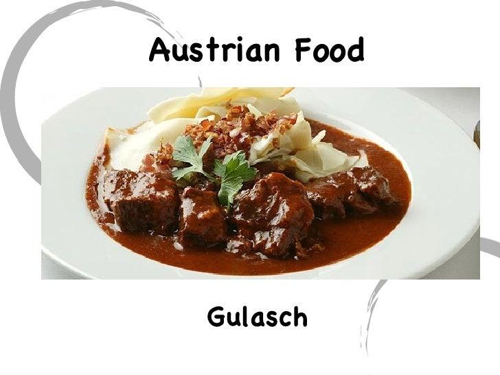 Austria for 118 degrees raw food cuisine