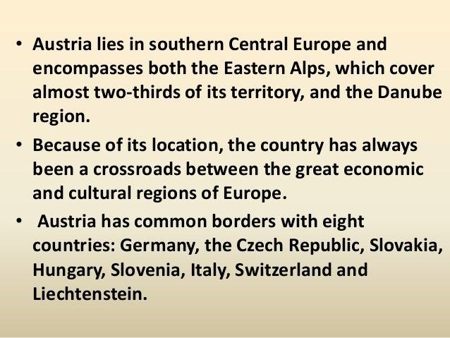 Austria Slide 3