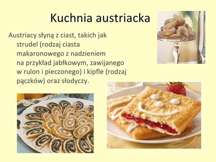 Austria Mieszkanie I Jedzenie