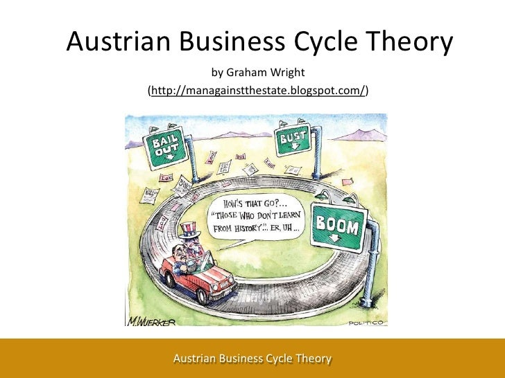 Austrian Business Cycle Theory<br />by Graham Wright<br />(http://managainstthestate.blogspot.com/)   <br />