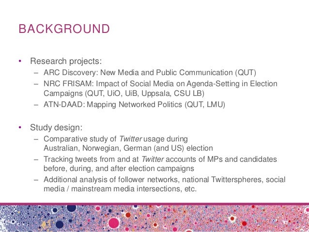 #ausvotes Mark Two: Twitter in the 2013 Australian Federal Election Slide 2
