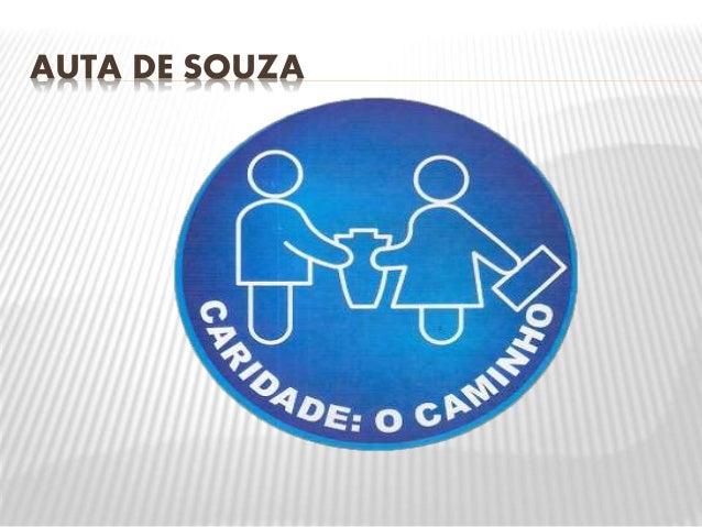AUTA DE SOUZA