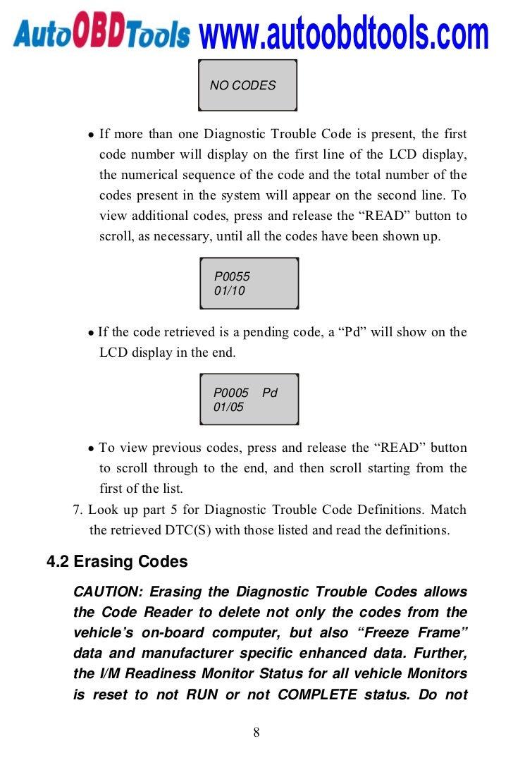 Autel maxscan-gs100-scan-tool-user-manual