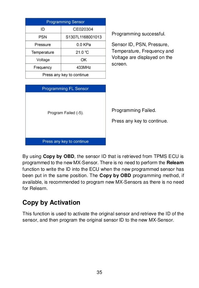 Autel MaxiTPMS TS508K Professional