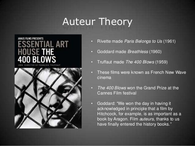 auteur theory