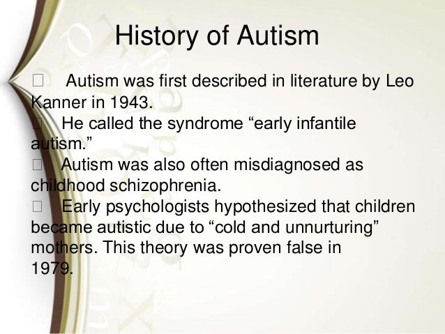 Pain Expression in Children with Autism Spectrum Disorder (ASD)