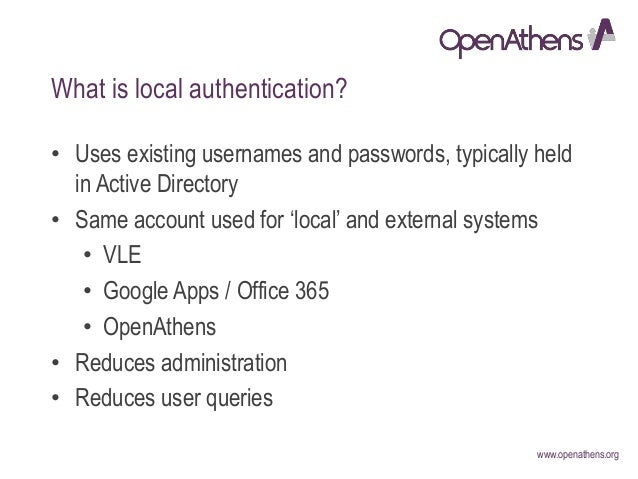 UKSG webinar: Authentication technology update: RA21 and OpenAthens w…
