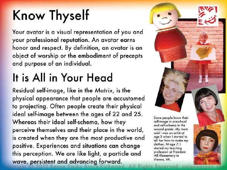 Authentic Avatar – inspiring trust with your virtual identity