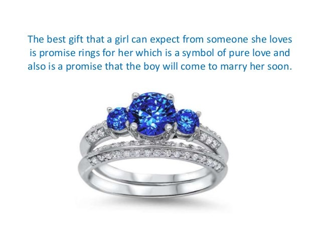 Authentic wedding rings and promise rings for her are available for s