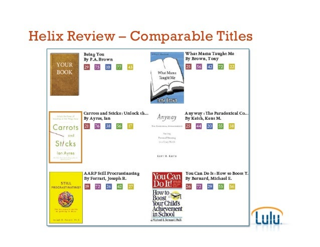 Helix Review – Comparable Titles