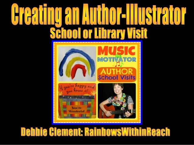Search for an author-illustrator with a body of work that supports student response.