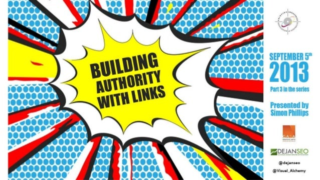 So…, What's a Link? • A 'vote' of authority to your site from an external source • A contextual reference which can create...