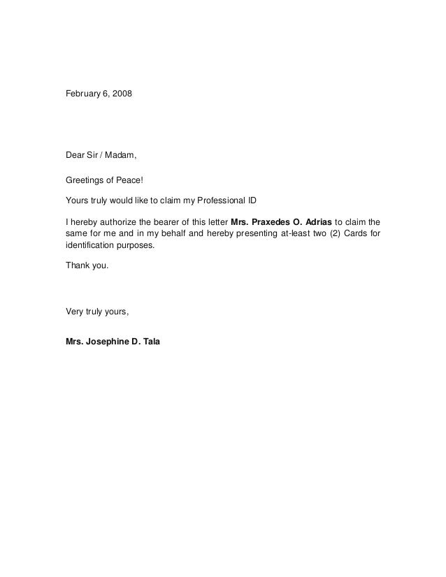 I Authorize Letter Titan Northeastfitness Co