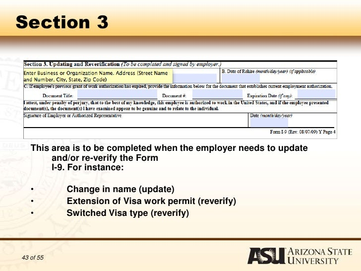 form i-9 name change  Authorization to Complete I-16 Forms