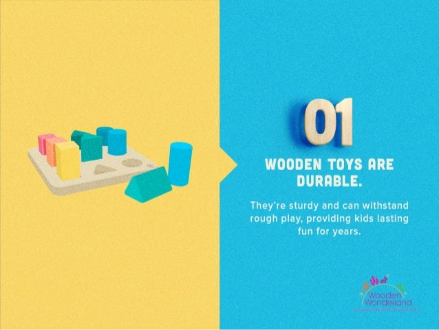 Top 10 Reasons Why Wooden Toys are the Best for Your Kids Slide 2