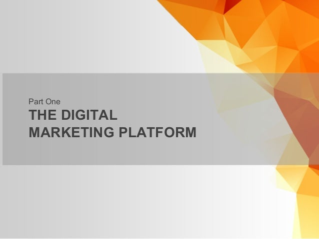 How to become successful with Digital Marketing Platforms Slide 2