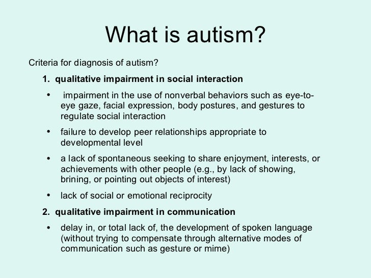 what is autism Evidence reviews vitamin b6 and magnesium in combination for children with autism spectrum disorder studies investigating the effect of vitamin b6 in improving the behaviour of children with autism spectrum disorder have been reported for over three decades.