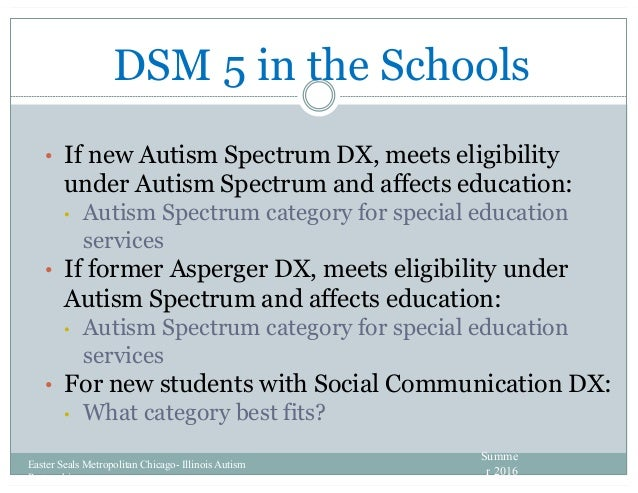 Special Education Eligibility And Dsm 5 >> Autism Adminacademy Final Print