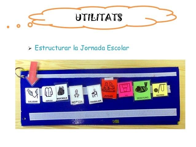 UTILITATS  Estructurar la Jornada Escolar