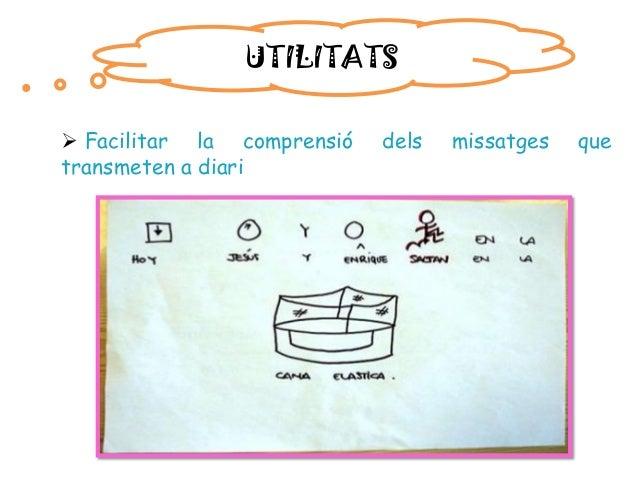 UTILITATS  Facilitar la comprensió dels missatges que transmeten a diari