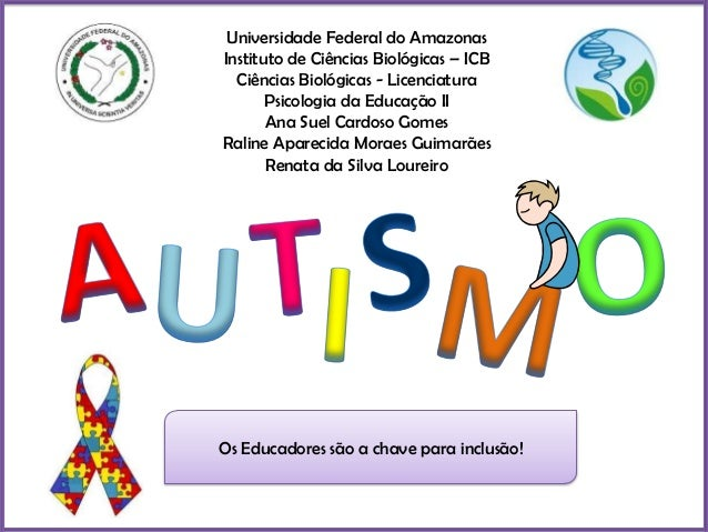 Universidade Federal do Amazonas Instituto de Ciências Biológicas – ICB Ciências Biológicas - Licenciatura Psicologia da E...