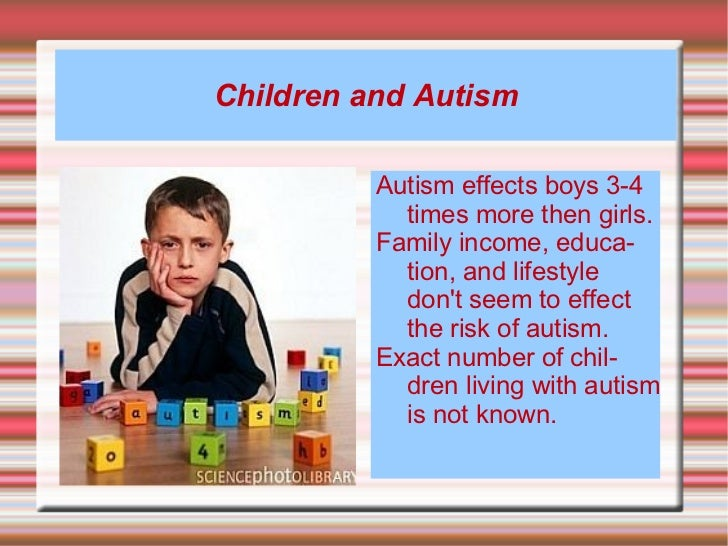 Latest Autism Information, Autism Meaning, Research and Autism Treatment