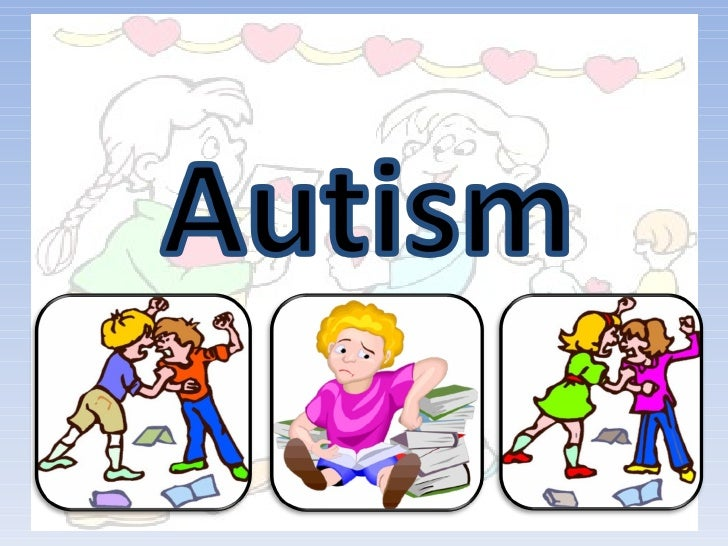 Autism want and main point
