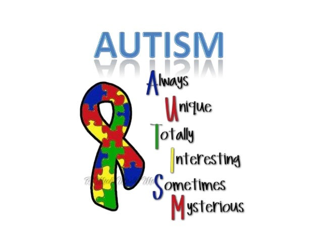 Autism is a brain disorder that often makes it hard to communicate with and relate to others.