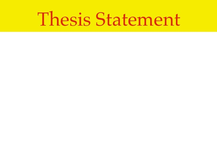 thesis statement autism essay Here is an essay sample you may find useful when assigned a paper on neurodevelopmental disorders autism is a complex issue, and there is a lot to learn.