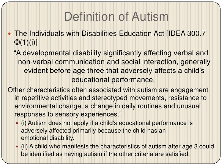 definition of autism High-functioning autism (hfa) is a term applied to people with autism who are deemed to be cognitively higher functioning (with an iq of 70 or greater) than other people with autism.