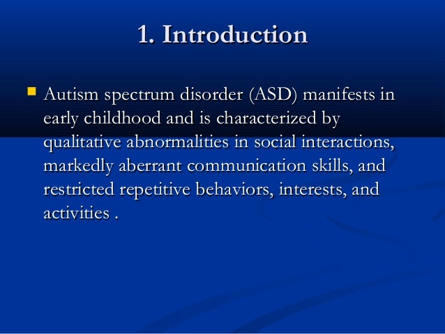 case study of autism spectrum disorder 1 seishin shinkeigaku zasshi 2013115(6):607-15 [case study of 10 subjects diagnosed with autism spectrum disorders in adulthood and currently under long-term.