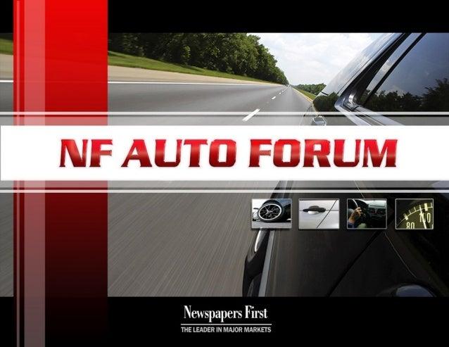 Guest Speaker Mark Harland General Motors Manager Local Advertising & Marketing Programs