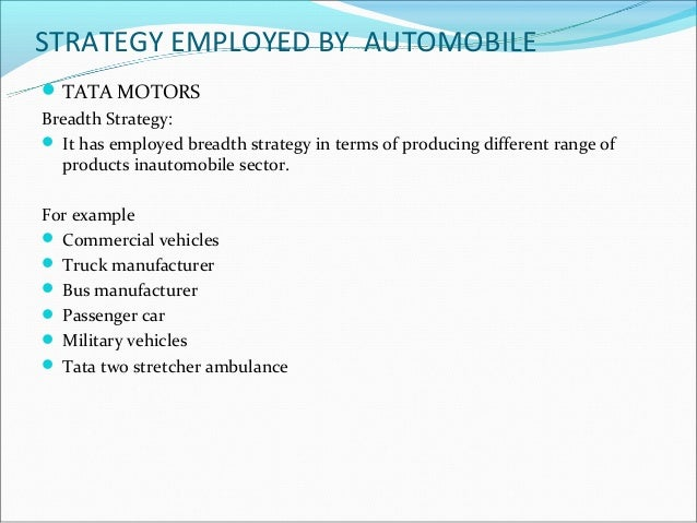 an analysis of auto competition on auto manufacturers Automotive manufacturing industry analysis the market and restrict competition have a significant impact on new car sales for auto manufacturers.