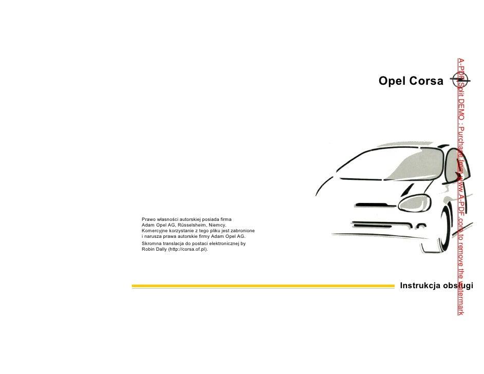 Auto Opel Corsa B.0001