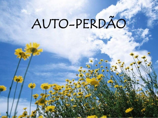 AUTO-PERDÃO
