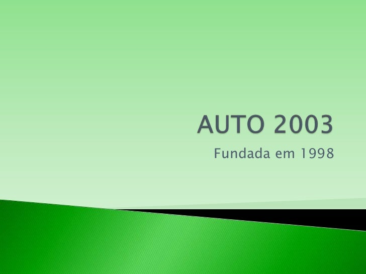 Fundada em 1998