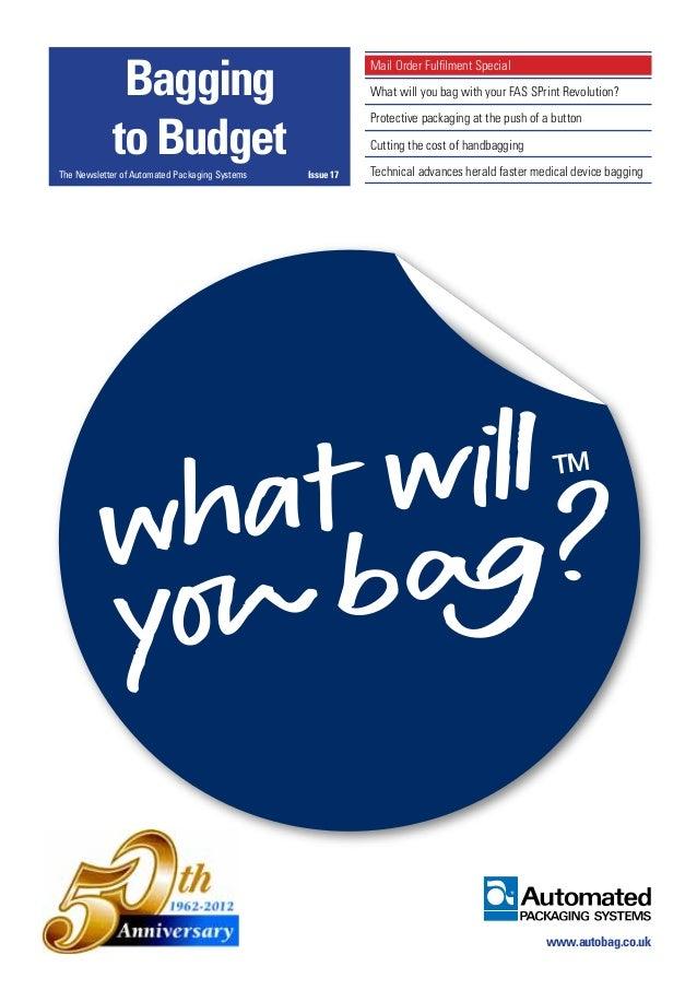 Auto bag bagging to budget brochure bagging fandeluxe Gallery