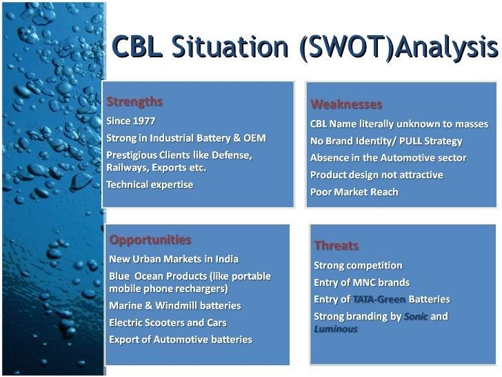 BYD Company SWOT Analysis