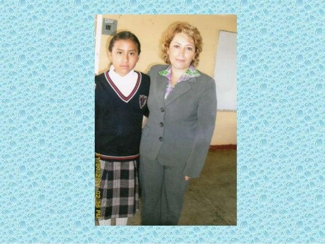 Actualmente curso segundo de Telesecundaria en   Álvaro Gálvez y Fuentes tengo trece años.