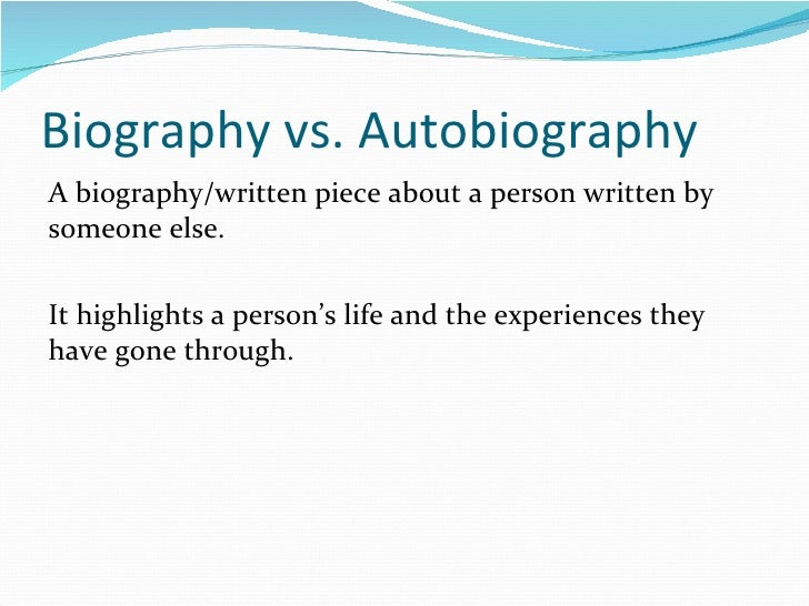 how to write an autobiography essay examples Great collection of paper writing guides and free samples ask our experts to get writing help submit your essay for analysis.