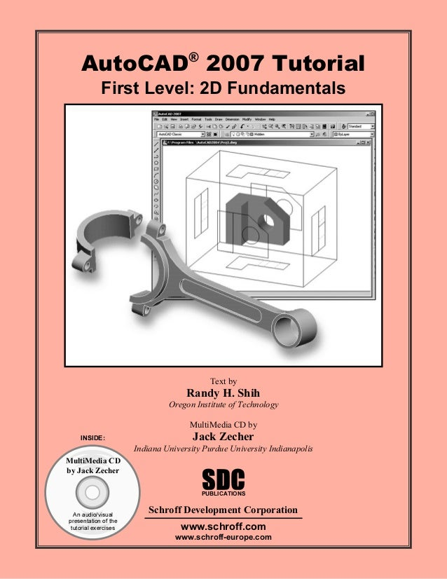 auto cad 2007 tutorial rh slideshare net AutoCAD 2007 Activation Code AutoCAD 2008