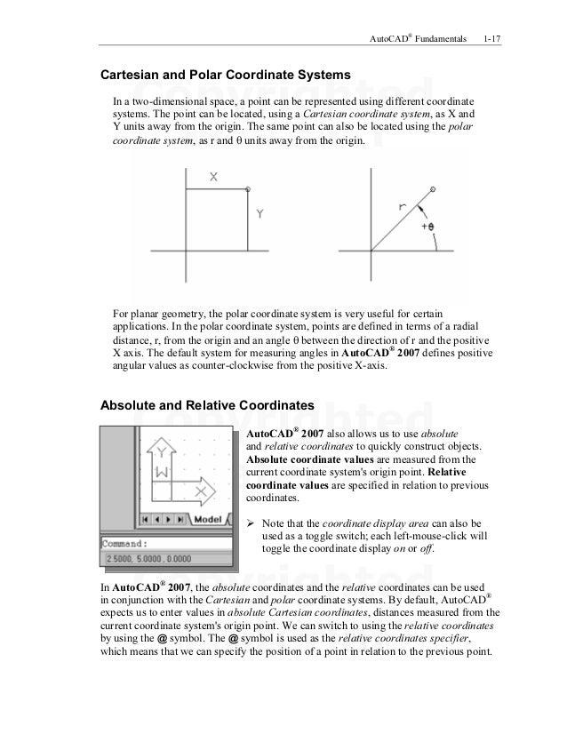 Auto cad 2007-tutorial