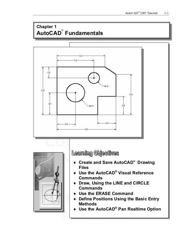 Autocad Basic Tutorial Pdf