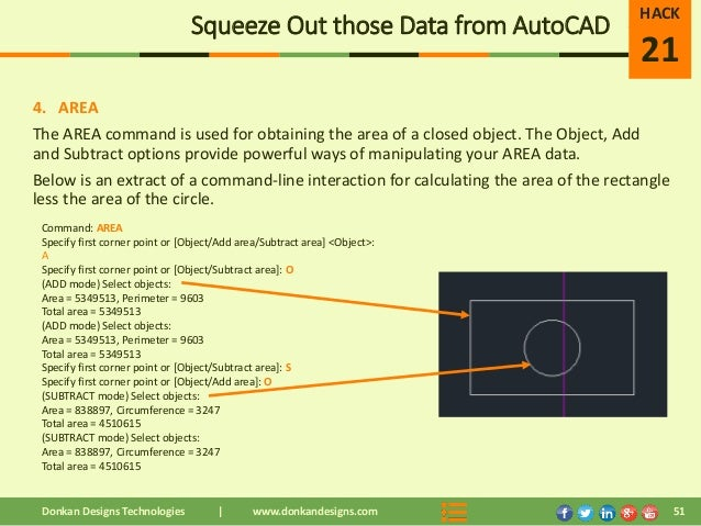 AutoCAD Productivity Hacks for Engineers, Architects, Designers, and …