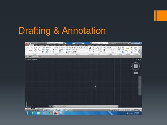 Drafting & Annotation