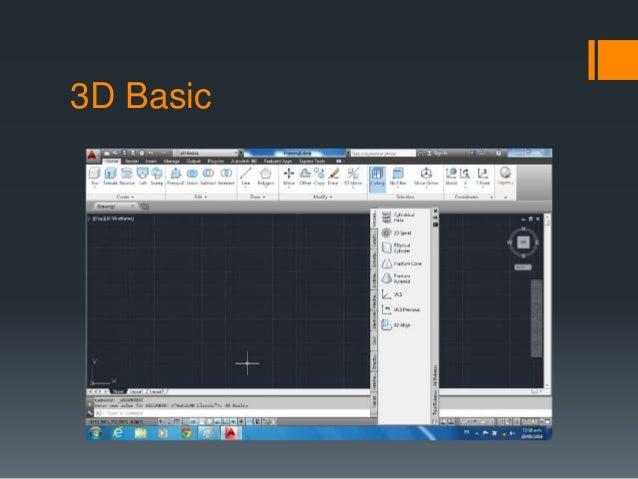 3D Basic